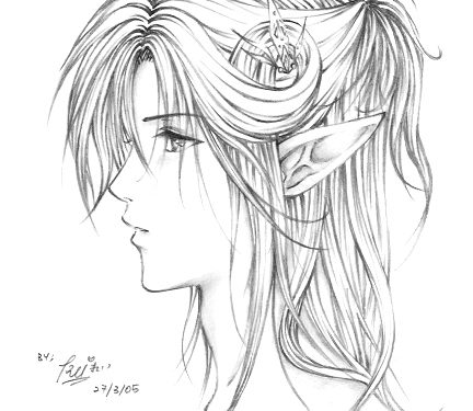 [PNG] Dorlas Aim Background Elfo D&D 3.5