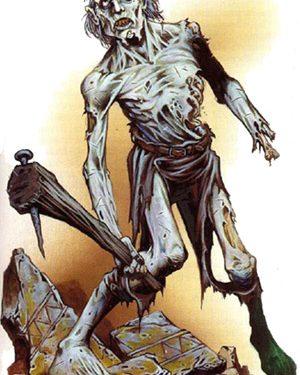 [Wiki] Tratti dei Non Morti D&D 3.5